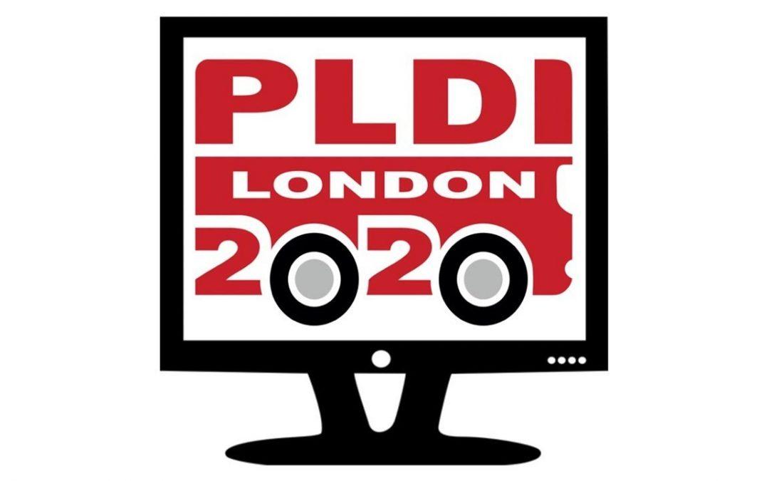 Virtual PLDI 2020