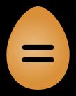 The egg logo.